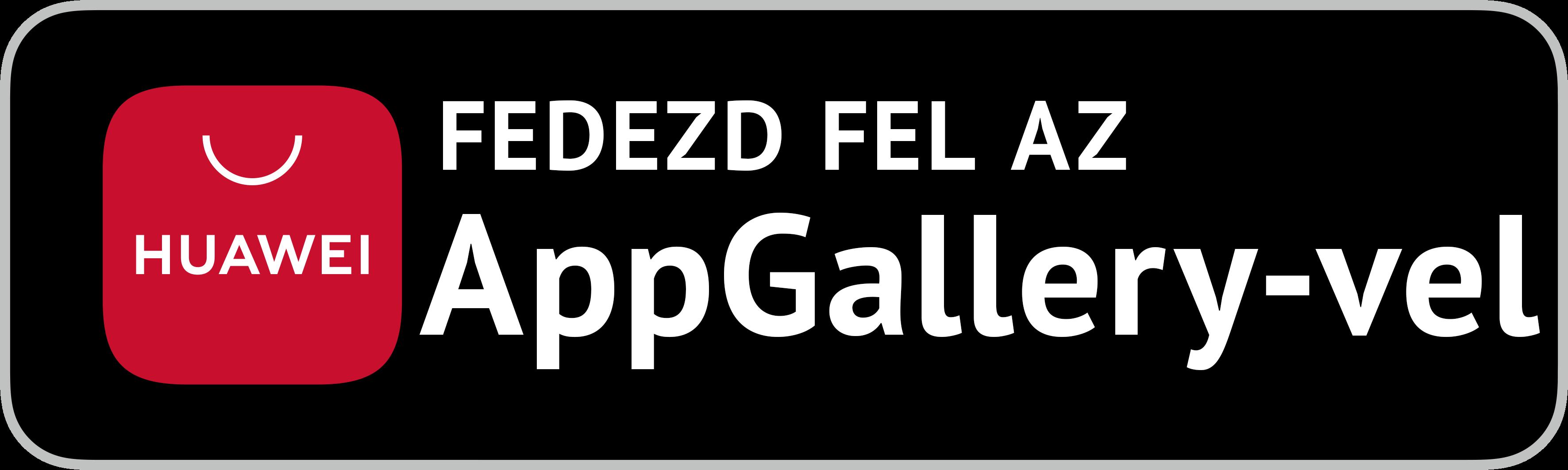 Fedezd fel az AppGallery-vel